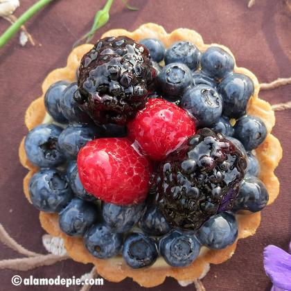 Saturday Tart Special-Bumbleberry