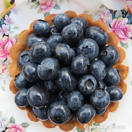 Sunday Tart Special-Blueberry