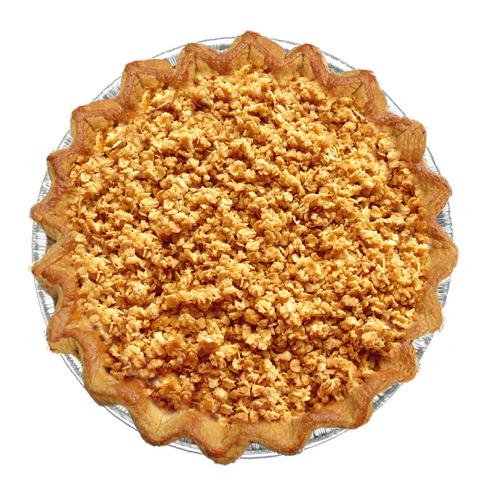 FW11 Peach Crumble Pie (V)