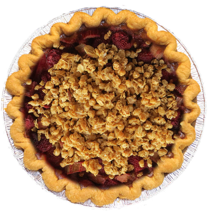 FW18 Bumble Berry Crumble Pie (V)