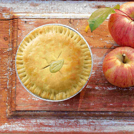 Vegan Gluten Friendly Apple Pie