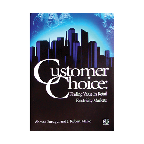 Customer Choice: Finding Value in Retail Electricity Markets