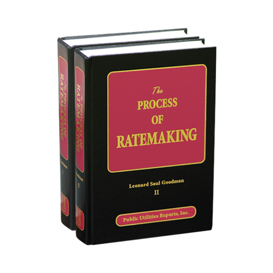 The Process of Ratemaking