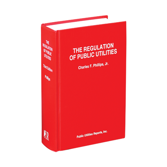 The Regulation of Public Utilities