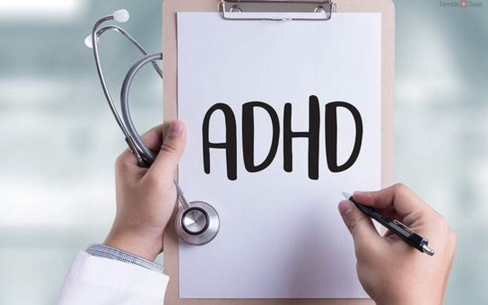 CBD may deal with ADHD