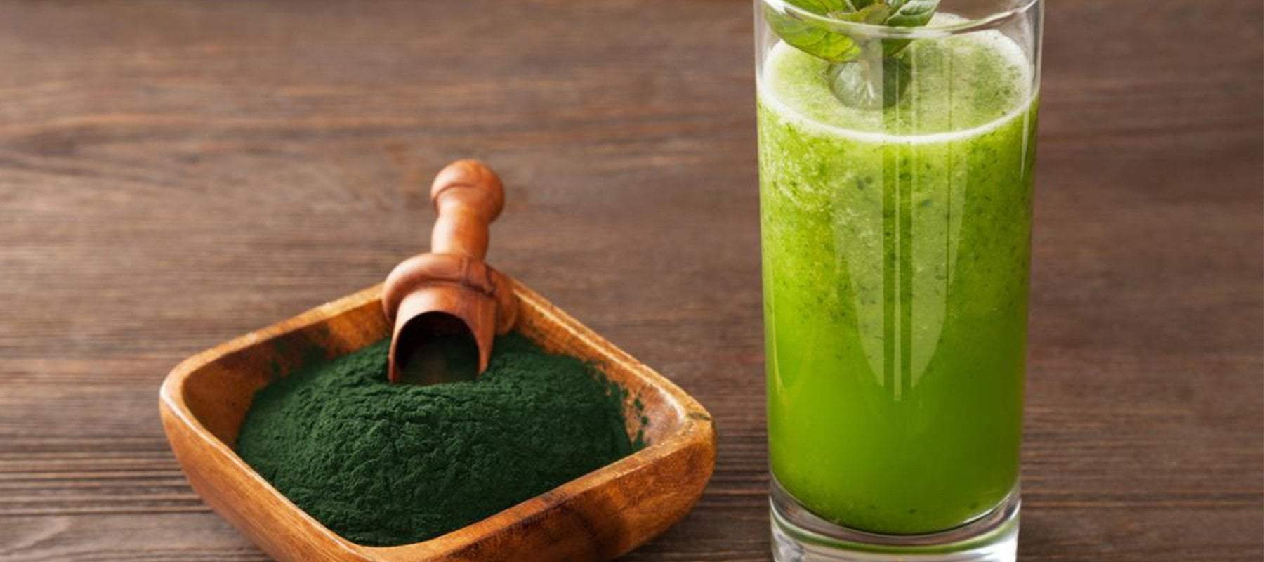 The many health benefits of chlorella