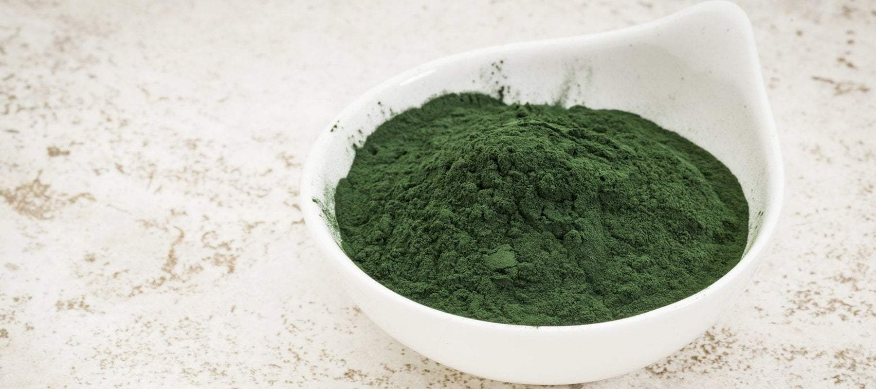 The many health benefits of spirulina