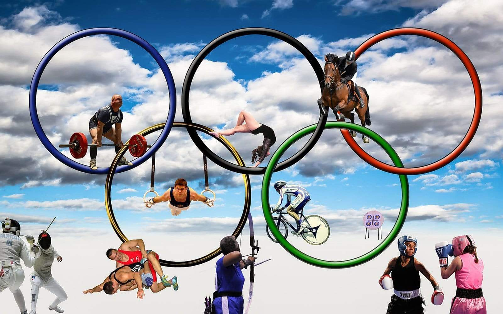 Can Olympic athletes use CBD oil?