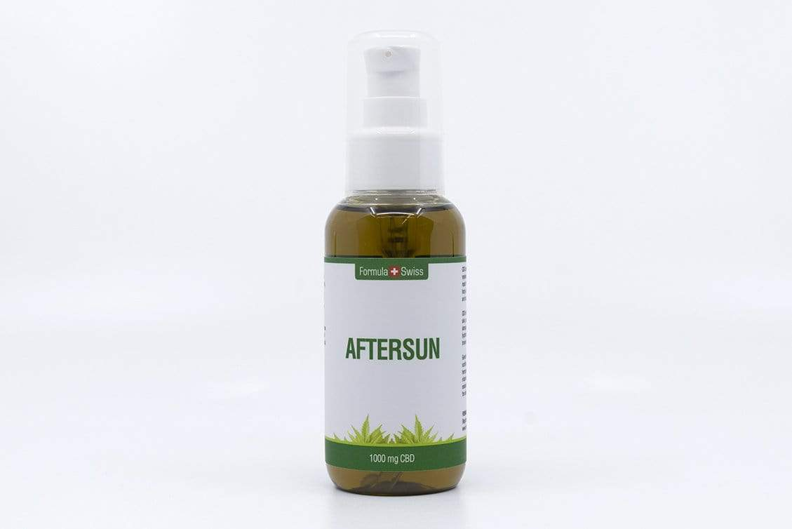 CBD Aftersun Oil