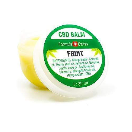 CBD balm Fruit