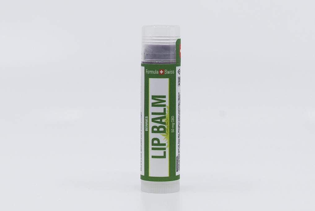 CBD Berries Lip Balm