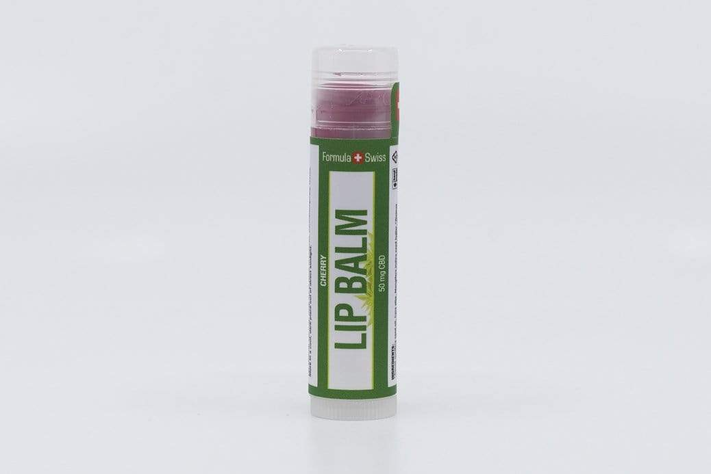 CBD Cherry Lip Balm