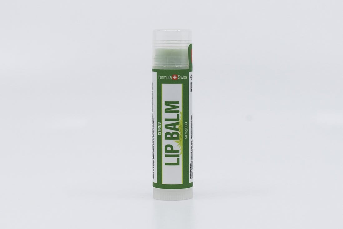 CBD Citrus Lip Balm