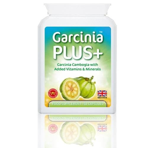 Garcinia+ Metabolism Management Formula - 60 tablets