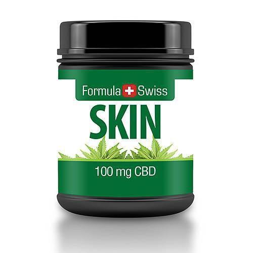 CBD Skin Cream 100 mg, 30 ml