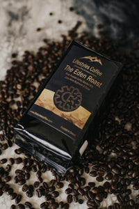 "The Eden Roast  ""Super Food Coffee"""