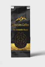 "Load image into Gallery viewer, ""The Aristotle"" ""Strong and Sweet Espresso Blend"