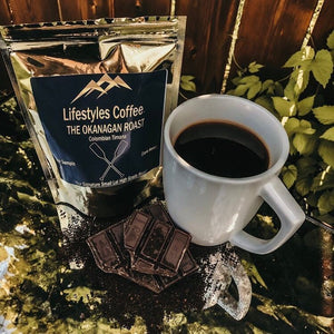 """The Okanagan"" Single-Origin : Colombia Timana"
