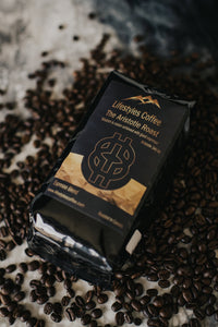 """The Aristotle"" ""Strong and Sweet Espresso Blend"