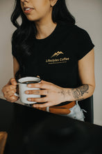 Load image into Gallery viewer, Lifestyles Coffee T-shirts