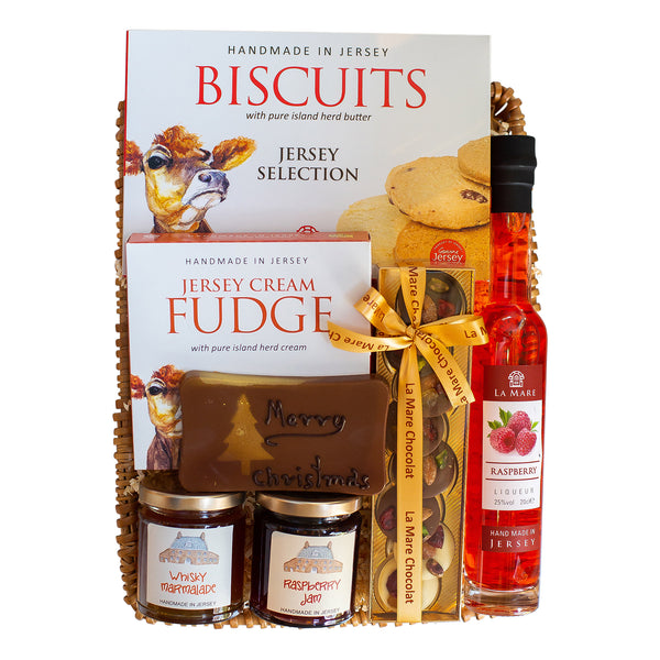 Christmas Sparkle Hamper - Available Jersey Only