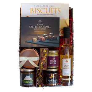 Santas Wish Christmas Hamper - Available Jersey Only