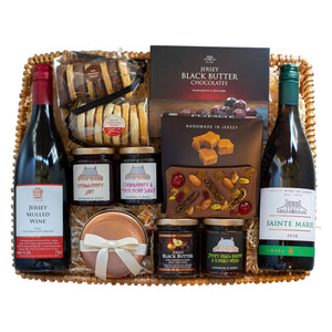 Frosty Nights Christmas Hamper - Available Jersey Only