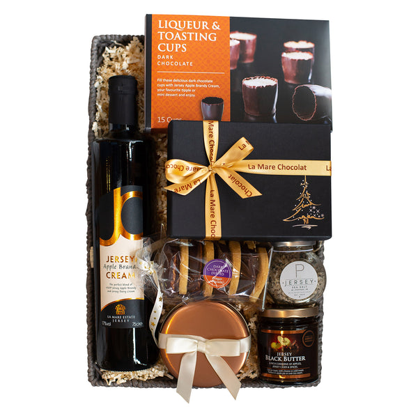 Winter Warmer Christmas Hamper - Available Jersey Only