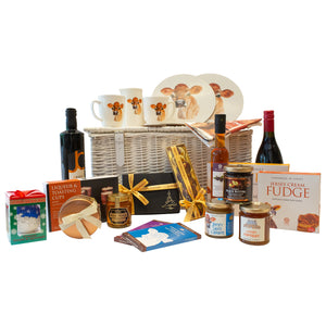 Festive Celebration Christmas Hamper - Available Jersey Only