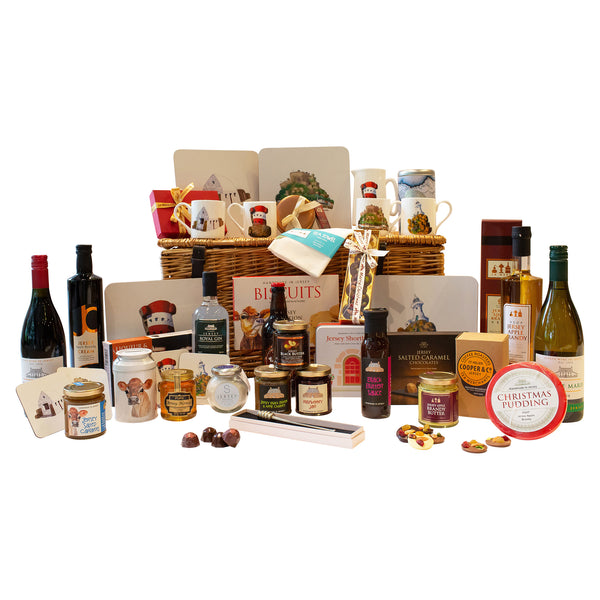 The Extravaganza Christmas Hamper - Available Jersey Only