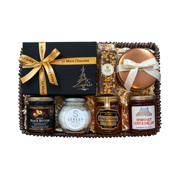 Silent Night Christmas Hamper