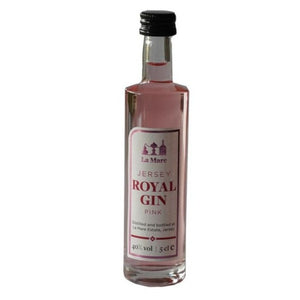Jersey Royal Gin Pink Mini 5cl