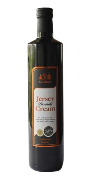 Jersey Apple Brandy Cream 75cl