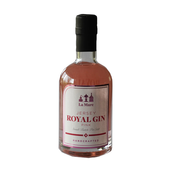 Jersey Royal Pink Gin 35cl