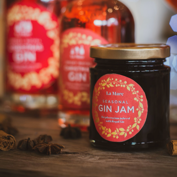 Seasonal Gin Jam
