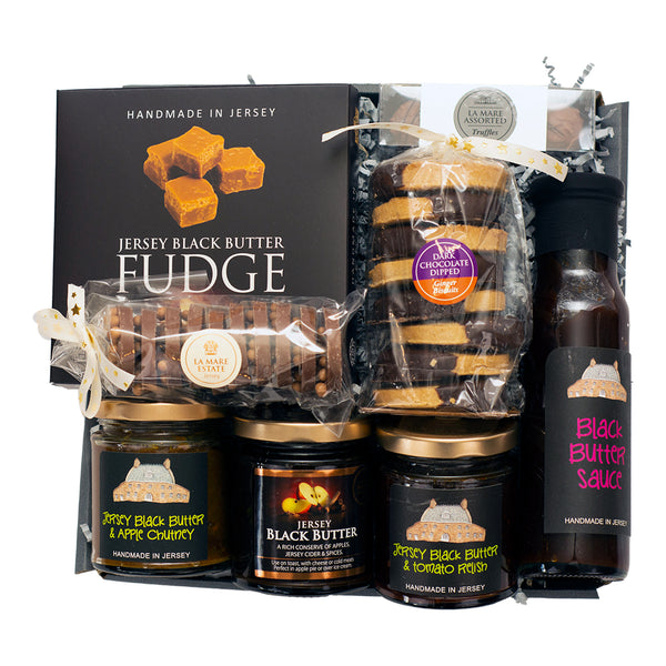 Black Butter Joy Christmas Hamper