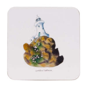 Corbiere Lighthouse Drinks Coaster