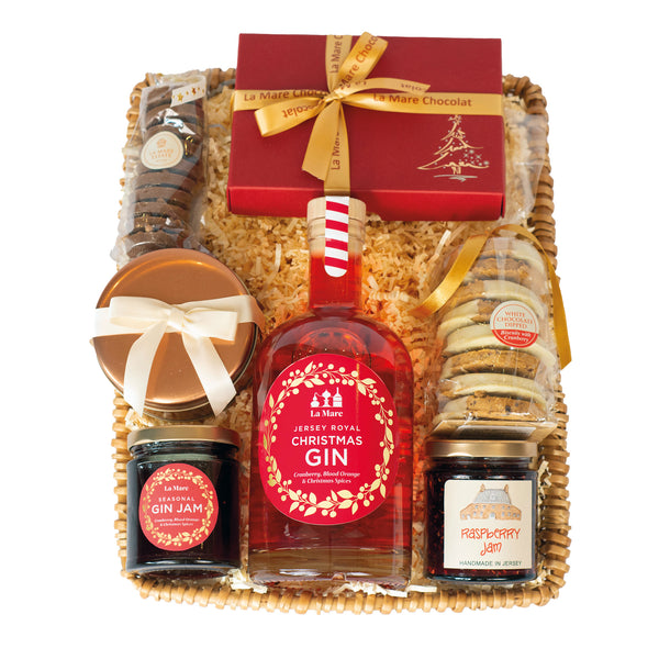 Festive Cheer Christmas Hamper - Available Jersey Only