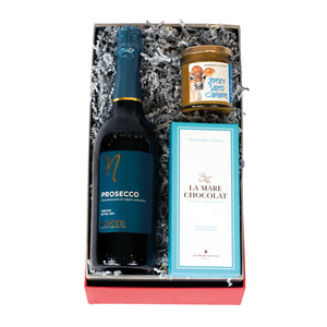 Festive Fizz Christmas Hamper - Available Jersey Only