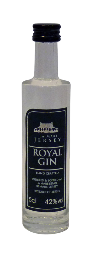 Jersey Royal Gin Mini 5cl