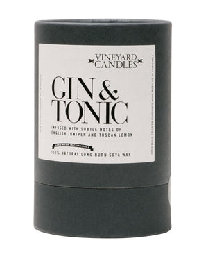 Gin & Tonic Candle (Large)