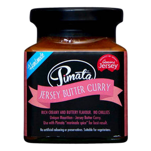 Jersey Butter Curry