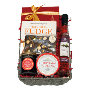 Naughty & Nice Christmas Hamper - Available Jersey Only