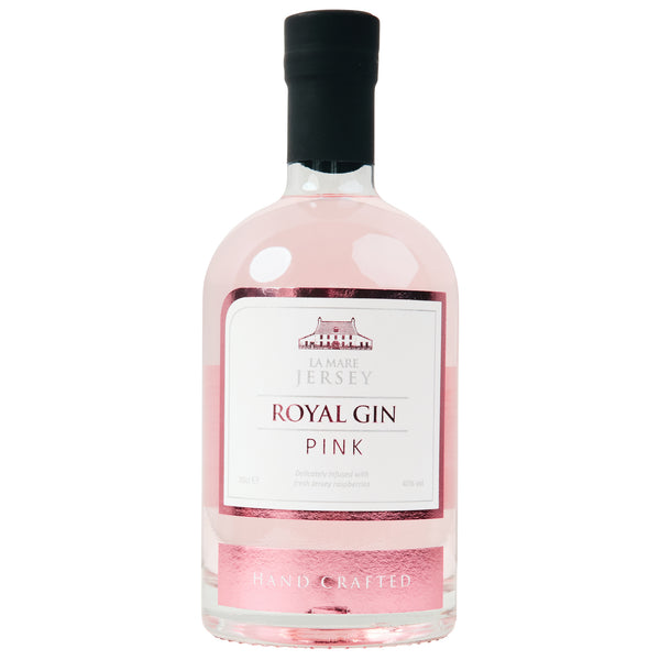 Jersey Royal Gin Pink 70cl