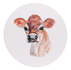 Jersey Cow Melamine Placemat