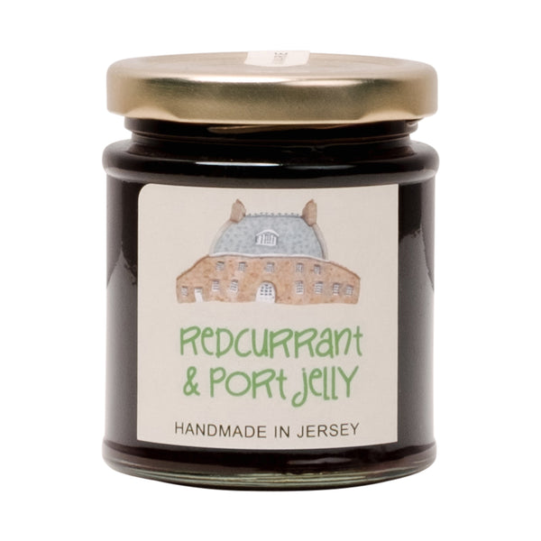 Redcurrant & Port Jelly
