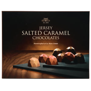 Jersey Salted Caramel Chocolates