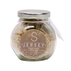Jersey Oak Smoked Sea Salt