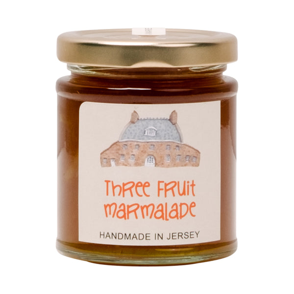 Three Fruits Marmalade