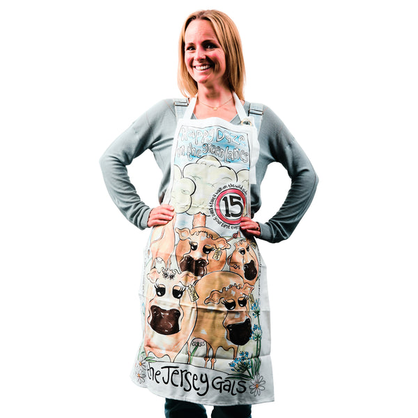 Jersey Gals Apron